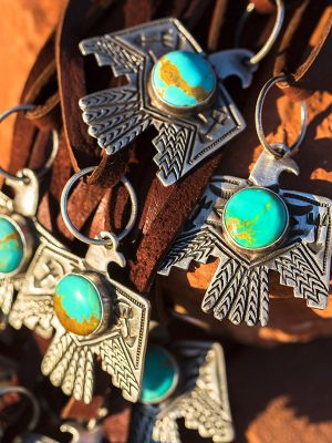 Thunderbird Pendants