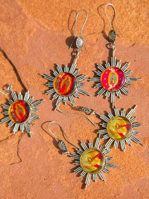 VSA Starburst Earrings