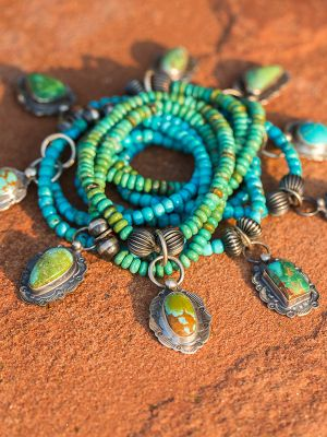 Concho Charm Stack