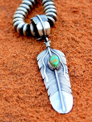 Navajo Prayer Feather