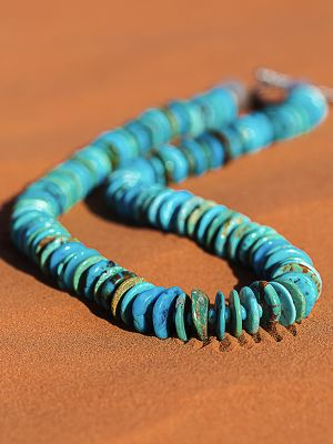 Traditionals Turquoise Necklace
