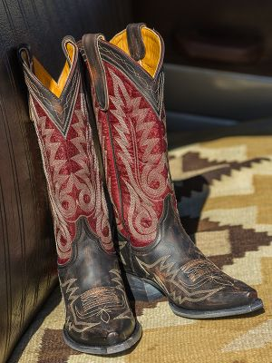 Old Gringo Ruby Nevada Boots